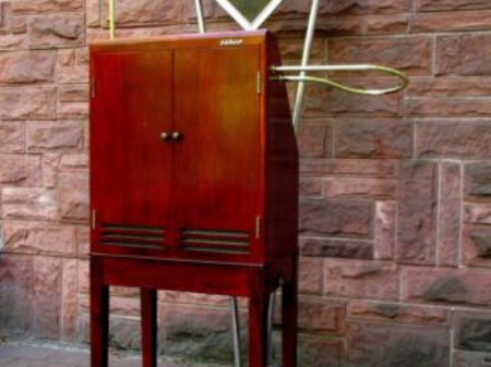 Custom Etherwave Theremin