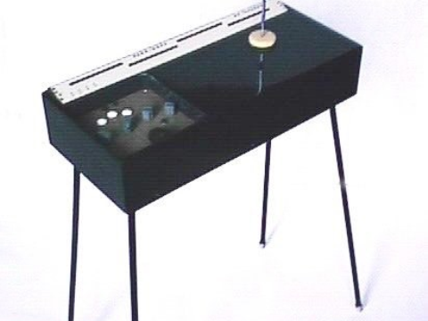 Theremin by Leon Dmitriyevich Korolev. Version 2005