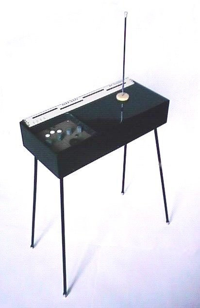 theremin by Leon Korolev