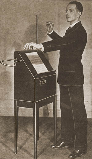 Theremin World Happy Birthday Leon Theremin