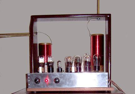 Replica RCA Theremin by Mark McKeown