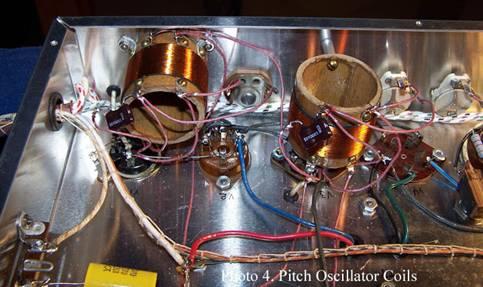 pitch oscillator coils