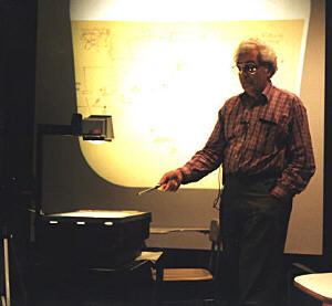 Bob Moog explains how a theremin works