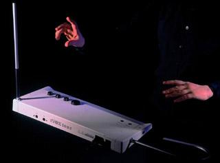 tvos theremin